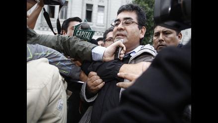 Carlos Tapia: la centralita hizo campaña a favor de Dacia Escalante
