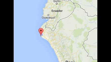 Sismo de 4.2 grados Richter se registró en Sechura