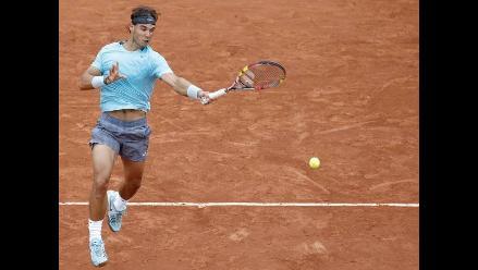 Rafael Nadal no da opción alguna a Ginepri en su debut en Roland Garros