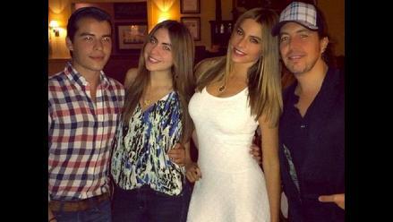 Sofía Vergara en Nueva Orleans tras su ruptura con Nick Loeb