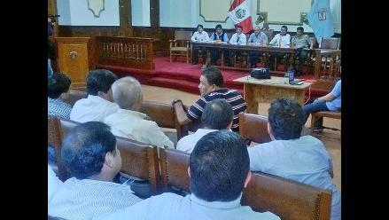 Transportistas demandan beneficios a burgomaestre de Chiclayo