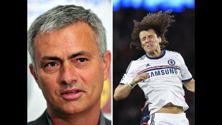 José Mourinho ya tiene en mente el reemplazo de David Luiz en Chelsea