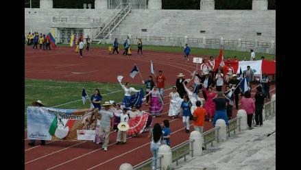 Peruanos residentes en Italia juegan ´mundialito´ de fútbol hace 13 años