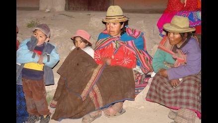 Intensa ola de frío se registra desde el fin de semana en Arequipa