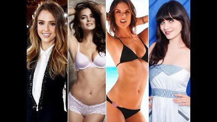 Bellas y famosas: Las 10 mujeres más sexies según ´Maxim´
