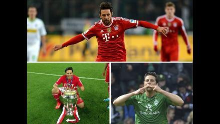 Claudio Pizarro y cinco claves para entender por qué triunfa en Alemania