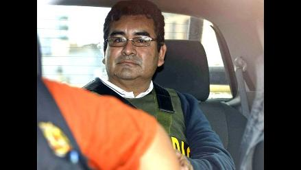 César Álvarez será puesto a disposición de Sala Penal Nacional