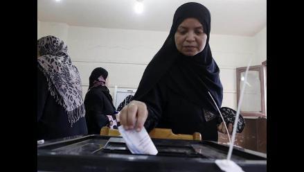 Egipto: participación no superó el 15 % en primer día de elecciones