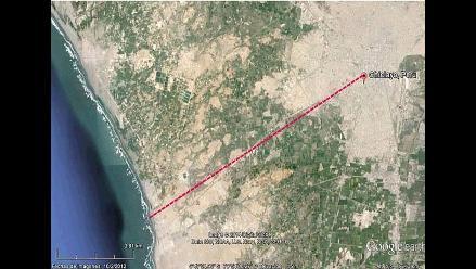 Autopista Chiclayo-Pimentel tendrá alta vulnerabilidad a inundaciones