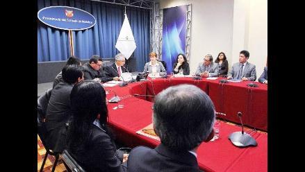 Trujillo: Solo 4 municipios presentan proyectos de seguridad ciudadana