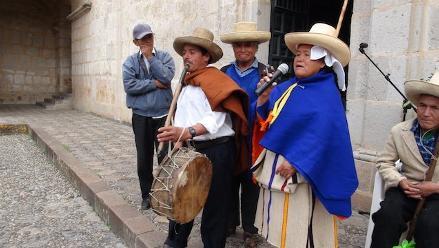 Cajamarca: quechuahablantes celebran día del idioma nativo