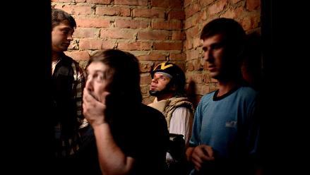 Ucrania: Al menos diez civiles heridos por fuego de artillería en Slaviansk