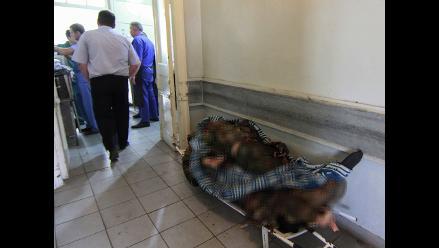 Ucrania: Cadáveres de un centenar de prorrusos en aeropuerto Donetsk