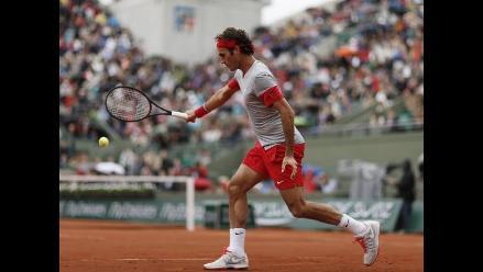 Federer: No sé cómo Nadal, Djokovic y yo jugamos a tanto nivel siempre