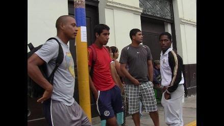 Chiclayo: jugadores del Willy Serrato denuncian discriminación policial