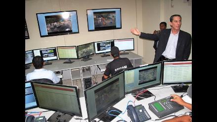 Piura: más de 7 millones de soles para cámaras de seguridad en Paita