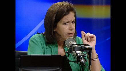 Flores Nano confirma que desea volver a postular a la Presidencia