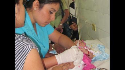 Trujillo: advierten escasez de vacunas para niños menores de 5 años