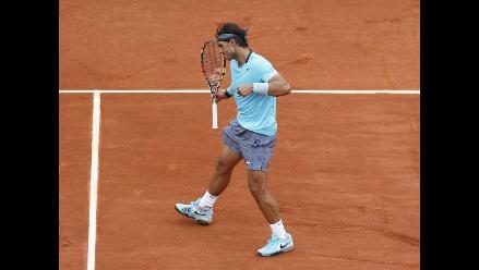 Rafael Nadal se deshace de la promesa Thiem y avanza en Roland Garros