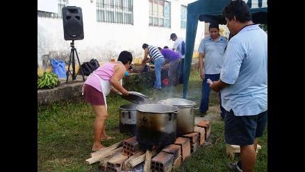 Yurimaguas: sector Salud realiza olla común por huelga indefinida
