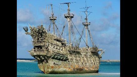 El barco de