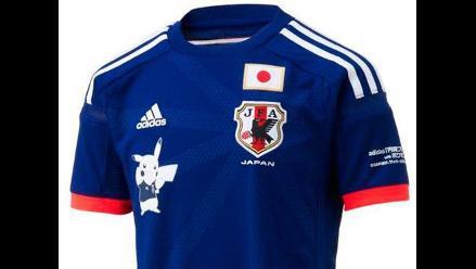 Brasil 2014: Afirman que Japón llevará a Pikachu en la camiseta
