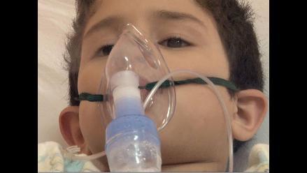Perú es uno de los países con más asma en el planeta
