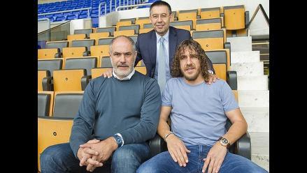 Barcelona ´ficha´ a Carles Puyol como segundo de Zubizarreta