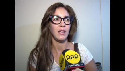 Tilsa critica el regalo a Larissa Riquelme en el Callao