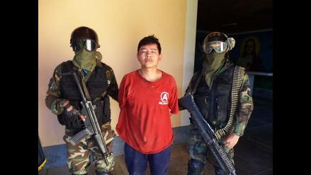 Cusco: detienen a delincuente requisitoriado en operativo policial