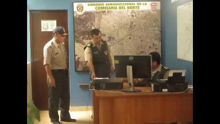 Chiclayo: oficial PNP ´ebrio´ seguirá al frente de comisaría del Norte