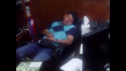 Chiclayo: intervienen a comisario en presunto estado de ebriedad