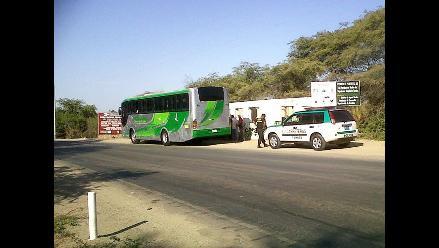Ica: hombre muere cuando viajaba en bus interprovincial