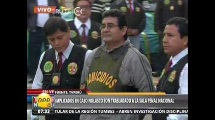 Se inició audiencia a César Álvarez en la Sala Penal Nacional