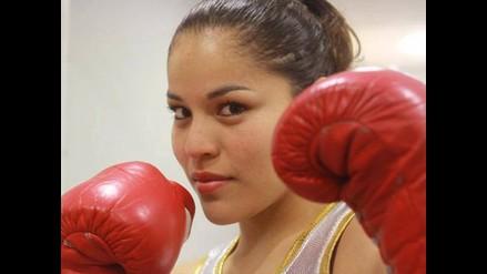 Linda Lecca le dedicó el título mundial supermosca a todo Trujillo