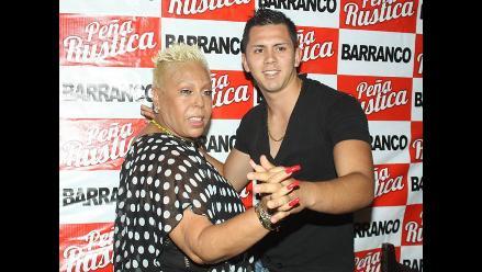 Lucía de la Cruz nuevamente enamorada de un joven