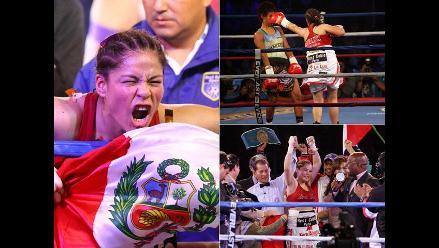 Revive en imágenes el título mundial conseguido por Linda Lecca