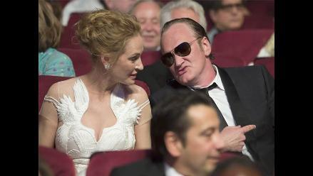 Quentin Tarantino conquistó a su musa: Uma Thurman