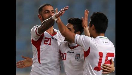 Irán confirmó la lista de 23 que buscará sorprender en Brasil 2014