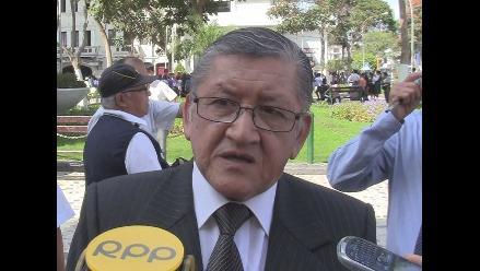 Presidente de Corte evita pronunciarse sobre caso Pucalá tras queja