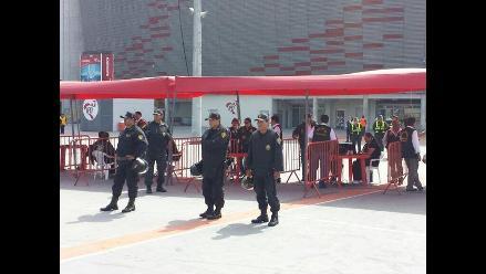 Hinchas ingresarán al estadio con boletos que consignen número de DNI