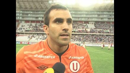 José Carvallo le recuerda a Alianza Lima que quedan dos partidos más