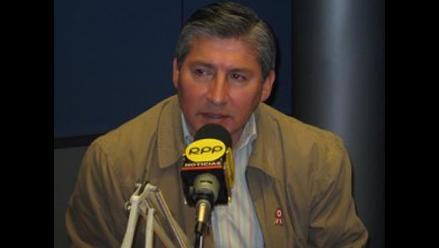 Zea: descartamos división en PPC y apoyaremos a candidato único para Lima
