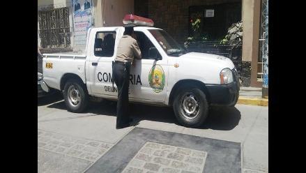 Chiclayo: en 60 días determinarán suerte de comisario que llegó ebrio