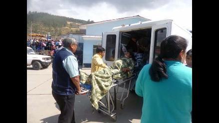 Andahuaylas: un muerto y 5 heridos deja choque contra árbol de eucalipto