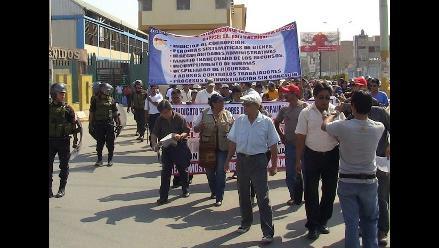 Trabajadores de Epsel piden intervención de Vivienda y Contraloría