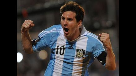 Argentina confirmó la lista de 23 jugadores con Lionel Messi a la cabeza