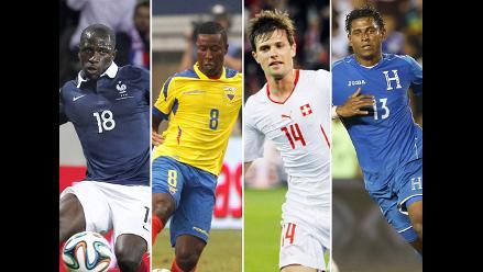 Brasil 2014: Análisis del grupo E de Francia, Ecuador, Suiza y Honduras