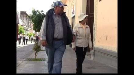 Sensación de frío se incrementará desde este martes en Arequipa