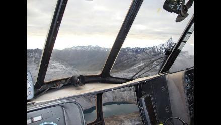 Huaraz: por mal tiempo suspenden búsqueda de alpinistas desaparecidos